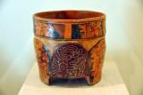 Polychromatic vase - classical period
