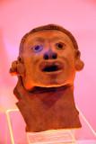 Figurine representing a sacrificial victim - postclassic period (900-1200)