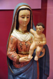Virgin Mary and Child - Huizúcar Church