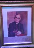 Msgr Romero - unofficial patron saint of El Salvador