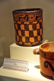 Maya influenced Salúa and Ulúa ceramics
