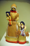 Corn-husk dolls