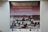San Salvador, Escenario de la Insuurección - Bicentennial of the First War of Independence