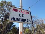 El Salvador - Honduras Border, El Poy