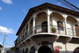 Spanish colonial architecture, Copan Ruinas, Honduras