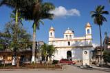 Parque Central & Church, Copan Ruinas