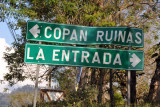 Junction - Copan Ruinas/La Entrada