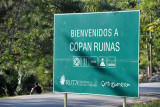 Bienvenidos a Copan Ruinas