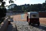 Asian tuktuks have taken hold in Honduras