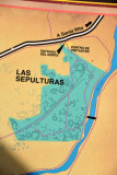 Las Sepulturas - an ancient Mayan suburb of Copan