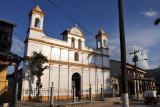 Old Church, Parque Central, Copan Ruinas