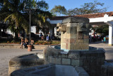 Parque Central, Copan Ruinas