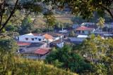 View from El Cuartel, Copan Ruinas