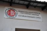 Federación Hondureña de Full Contact Amatuer - Escuela K'Amalb'e Copán