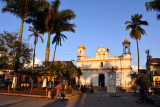 Parque Central, late afternoon