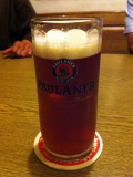 Sol de Copan, a great place to meet travelers and locals over a fine microbrewed German-style beer