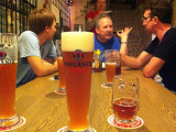 I whole-heartedly recommend Sol de Copan, a tiny German brewery and restaurant in Copan Ruinas