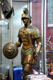 Roman soldier in a Lincoln Road shop