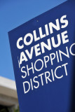 Collins Avenue Shopping District