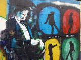 Michael Jackson Mural, Zona 13