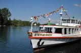 River cruiser Stein am Rhein