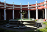 Courtyard of the National Museum of Archaeology and Ethnology, Guatemala City