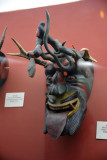 Mask from the Dance of the Devils, Cobán, Alta Verapaz