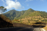 I took one of the tourist shuttles from Antigua to Panajachel on Lago de Atitlán