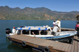 There are two public docks in San Pedro - the one for the north shore and Panajachel is on the northwest side of town