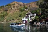 Atitlan by Boat