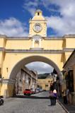 Arch of Santa Catalina, Antigua Guatemala