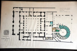 Map of the Church and Convent of the Capuchins, Antigua Guatemala