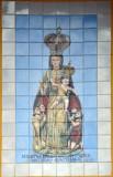 Tile work - Nuestra Madre de la Merced, Antigua Guatemala