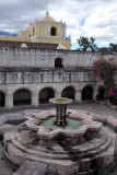 Fountain of the Convent of Nuestra Señora de la Merced