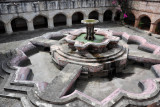 The fountain is a massive 27m in diameter