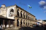 Palacio Del Ayuntamiento, 1743, on the north side of Parque Central, Antigua Guatemala
