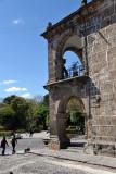 Side of the Palacio Del Ayuntamiento