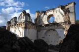 Iglesia de la Recolección, Ruins in Antigua Guatemala