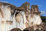 Ruins of the Iglesia de la Recolección, Antigua Guatemala