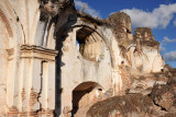 Ruins of the Church of the Recollection, Antigua Guatemala