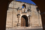 The Convent of Santa Clara in Antigua Guatemala was founded in 1699
