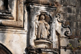 Like everything else in Antigua Guatemala, Santa Clara was destroyed by earthquake in 1773
