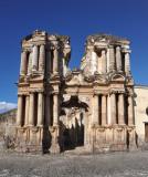 Ruins of the Iglesia del Carmen