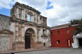 Templo Compañía de Jesús, Antigua Guatemala