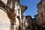 Ruins of the Church of Santa Teresa
