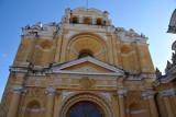 North facing façade of Iglesia de San Pedro