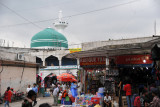 New Market & Mosque - Dhaka