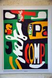 Blips and Ifs, Stuart Davis, 1963-64