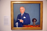 Amon G. Carter (1879-1955) by Scott Gentling, 2008