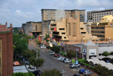 View of Burnett Street from the Protea Hotel Hatfield